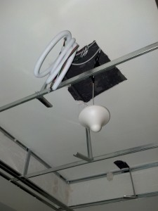 Indoor ceiling antenna