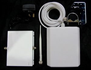 Tri Band Network Booster Package