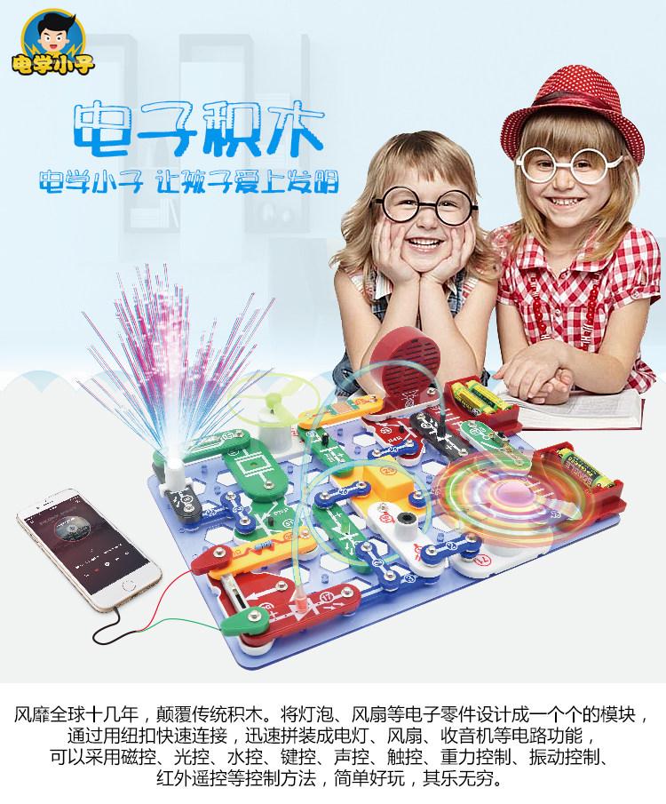 32_electronic block
