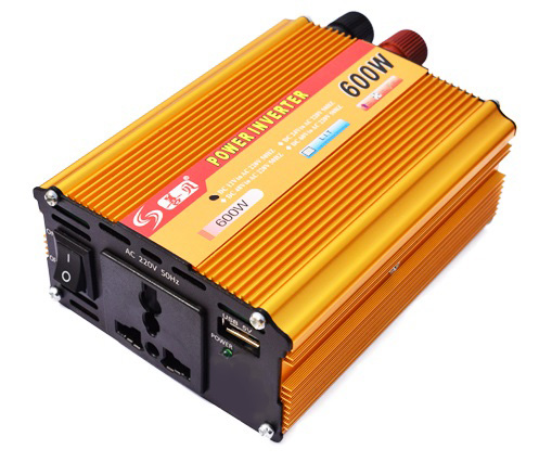 600W Inverter without Digital Display