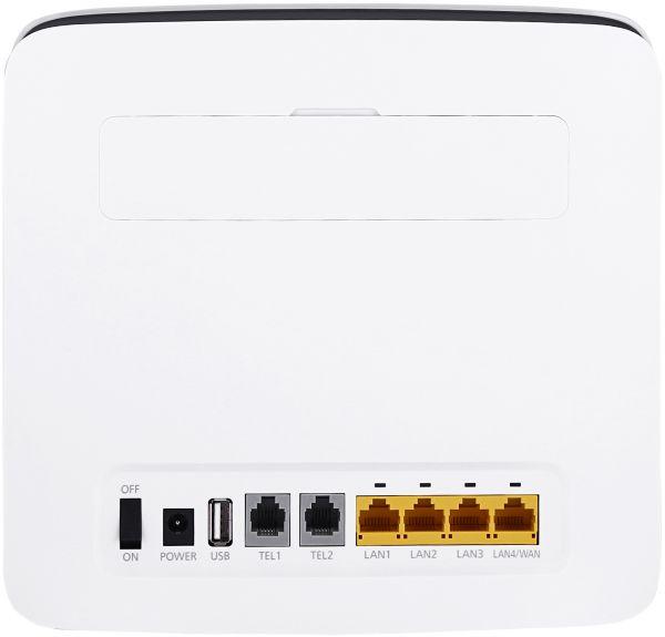 E5186 Huawei 4G Router back