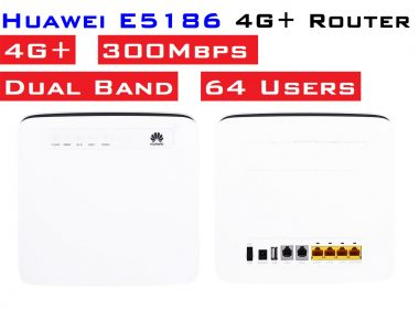 4G+ Dual Band Router