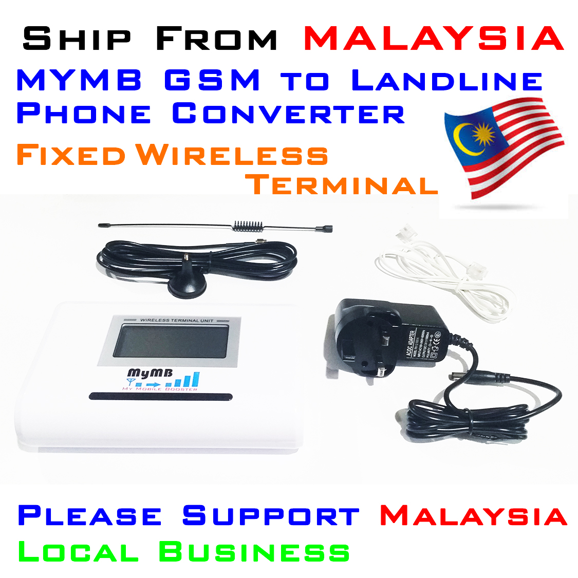 GSM to landline Fixed Wireless Terminal Shopee