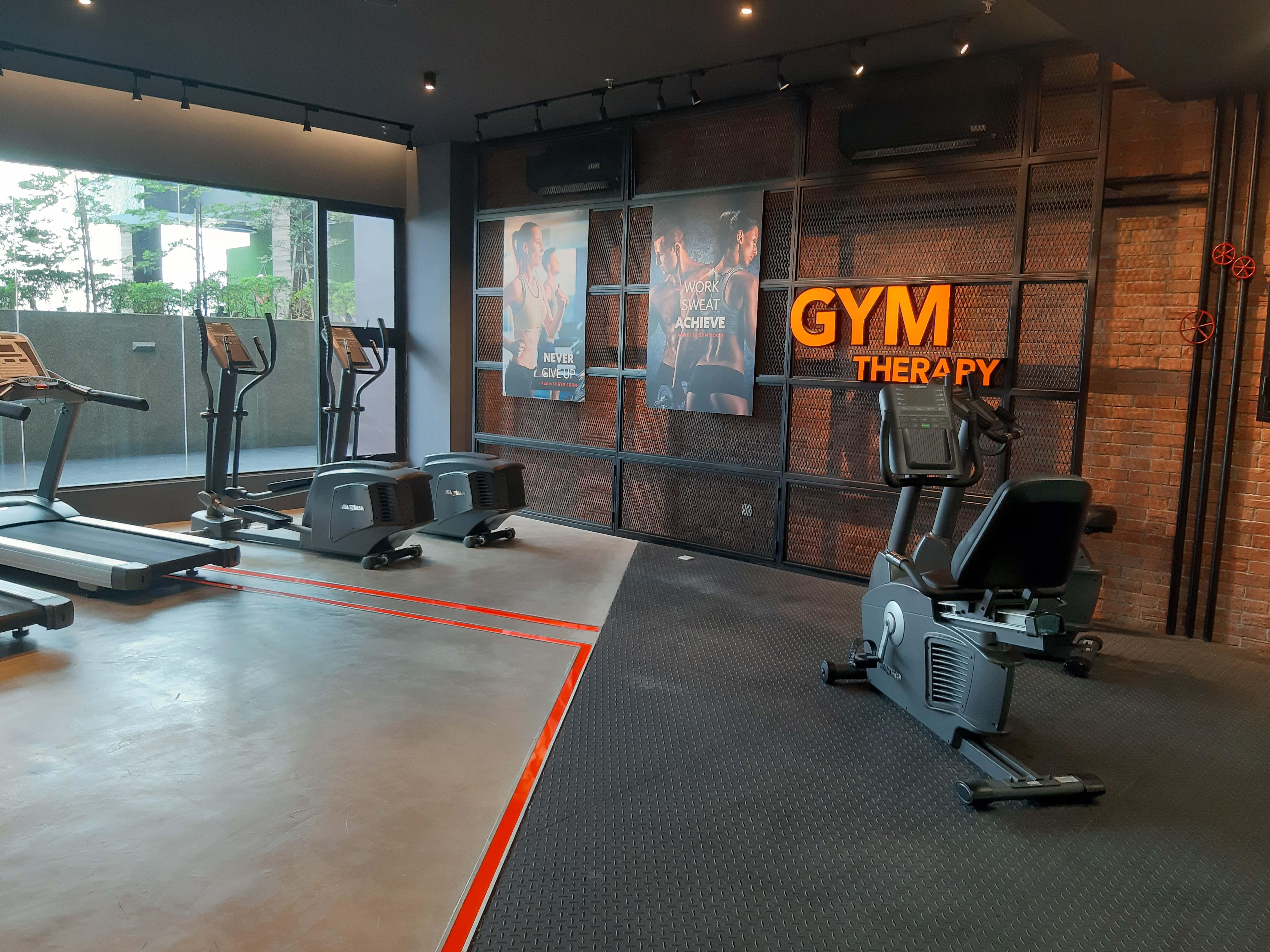 Gym @ austin 18