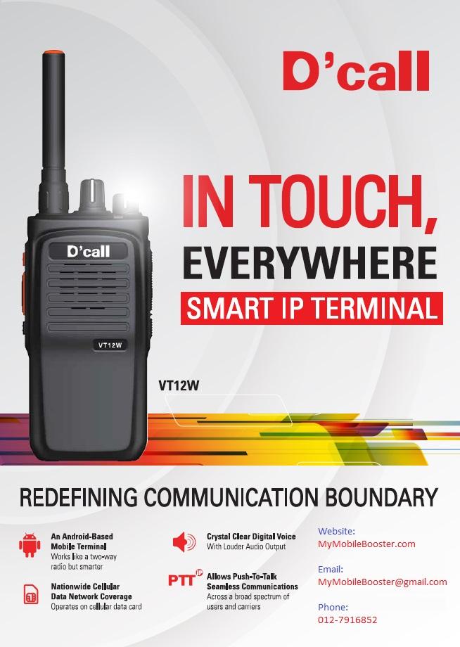 ip walkie talkie malaysia
