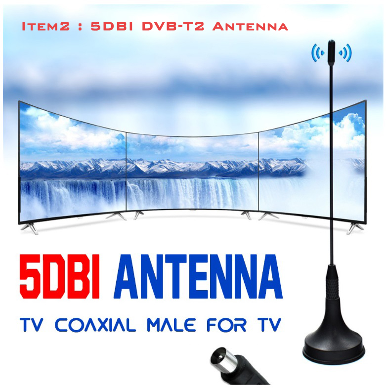 Item 2 5dbi Whip antenna