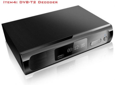 DVB-T2 HD MPEG4 1080P Satellite Receiver HD Digital TV Tuner Receiver YPbPr