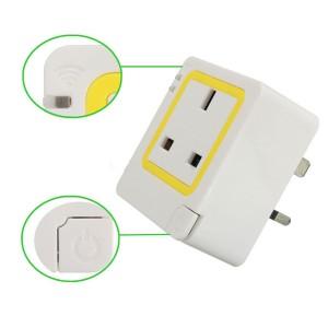 MyMB Smart HOme Wifi 230V Power Socket 4