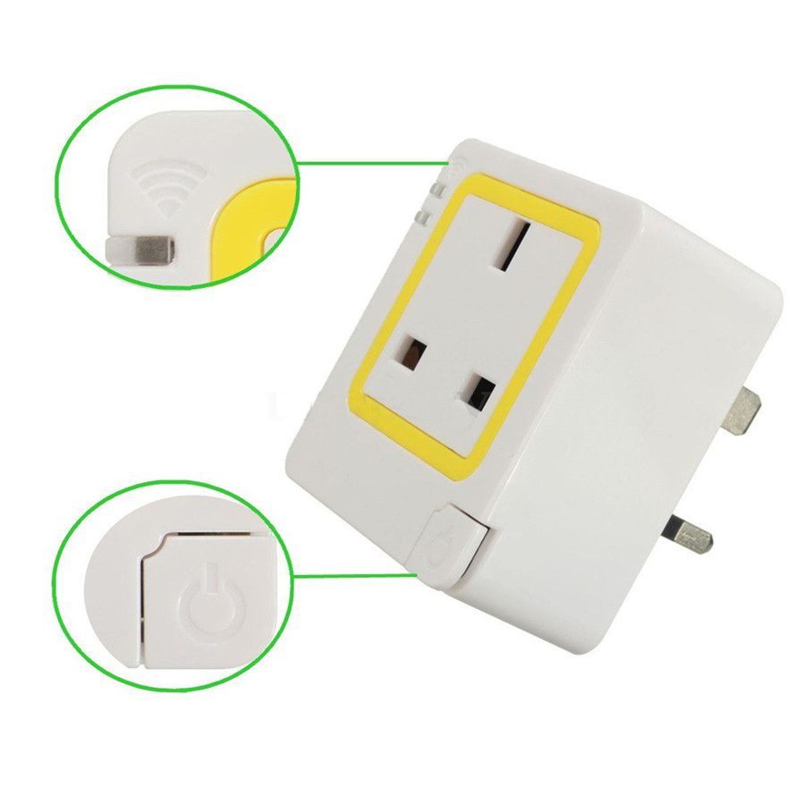 MyMB Smart HOme Wifi 230V Power Socket 4