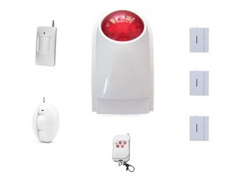 MyMB Smart Home Alarm Security System – Basic Package