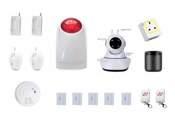 MyMB Smart Home Alarm Security System – Extreme Package