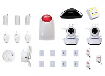 MyMB Smart Home Alarm Security System – Ultimate Package