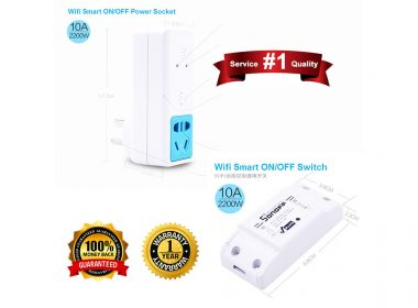 Wifi Smart Switch Power Socket