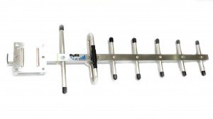 Yagi Antenna for mobile signal booster